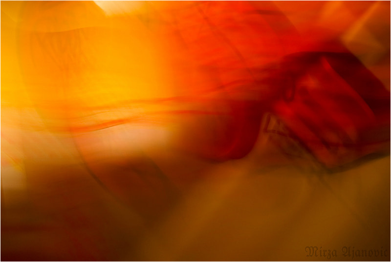 Photograph Painting Light in Motion 2 by Mirza Ajanovic on 500px