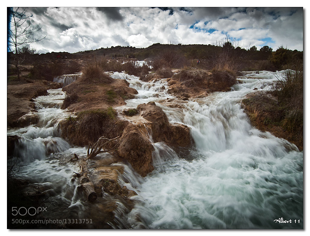 Photograph Riu brau - Brave river by Holandés Errant on 500px