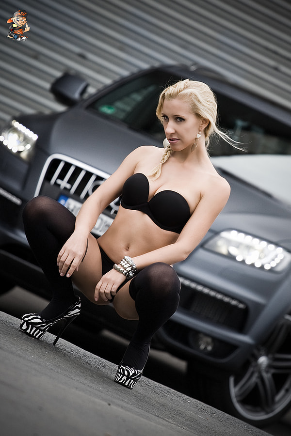 Photograph Girls and Cars by Sascha Erlenbach on 500px