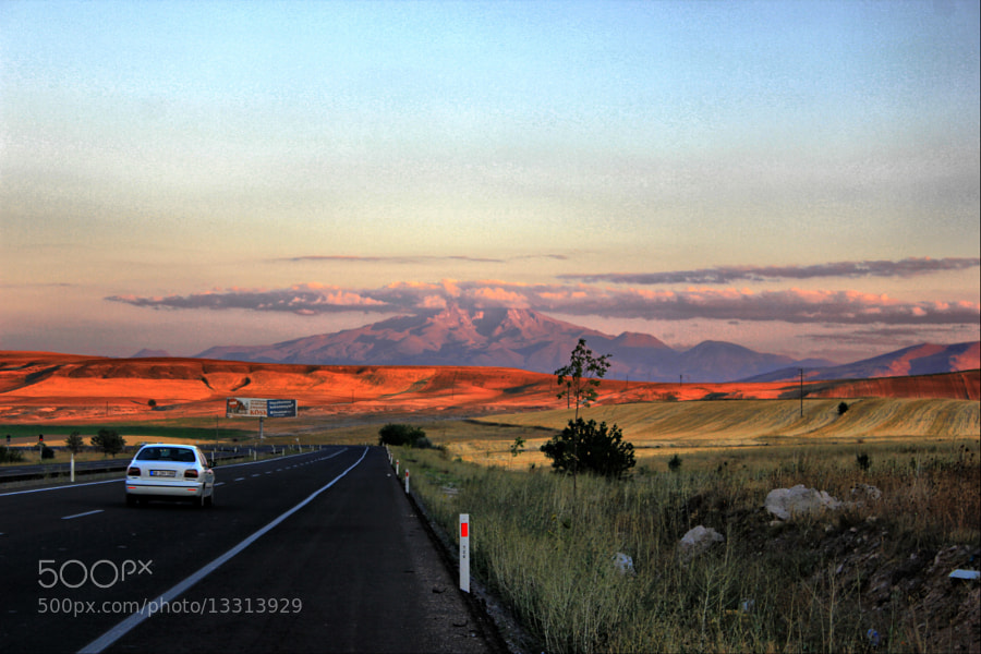 Photograph Mount Erciyes  by zen free on 500px