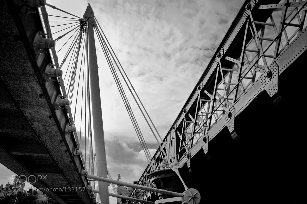Photograph Under the bridge by Yaniv Azoulay on 500px