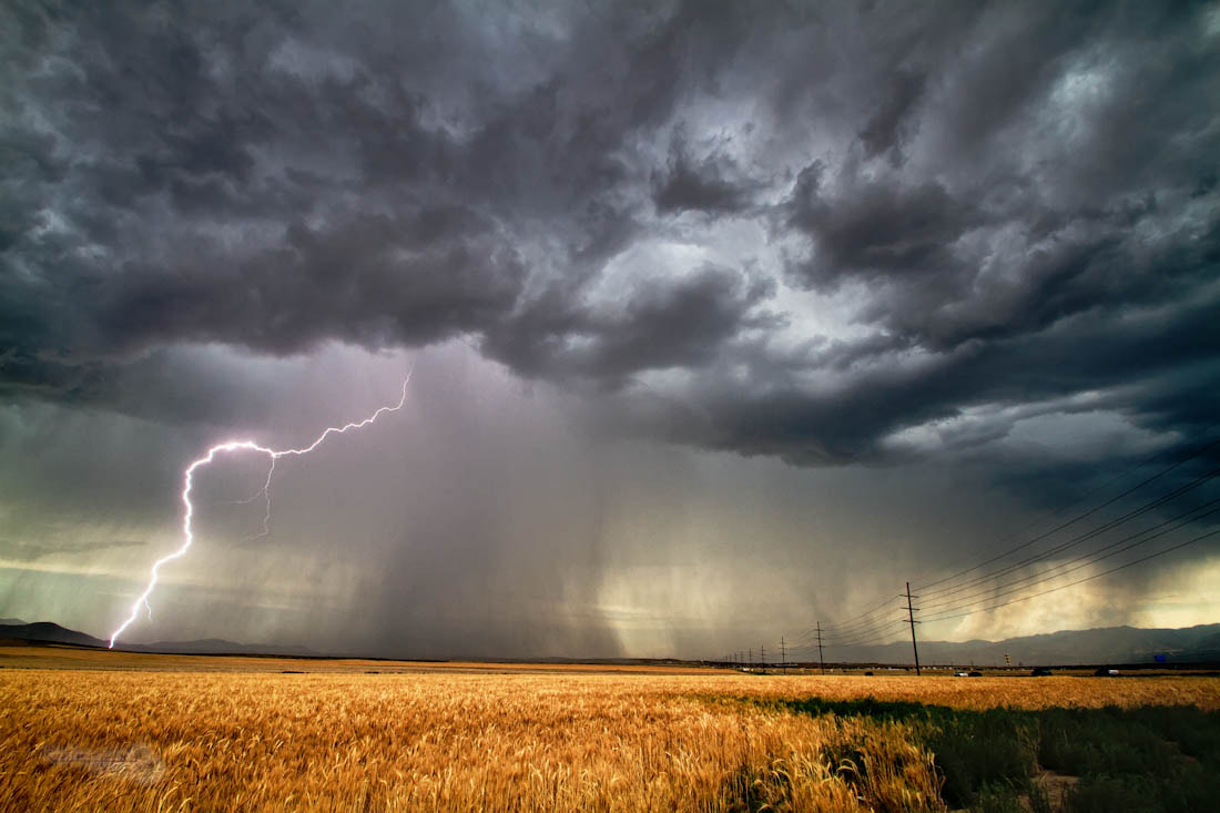 Photograph the gods must be angry by Scott Stringham on 500px