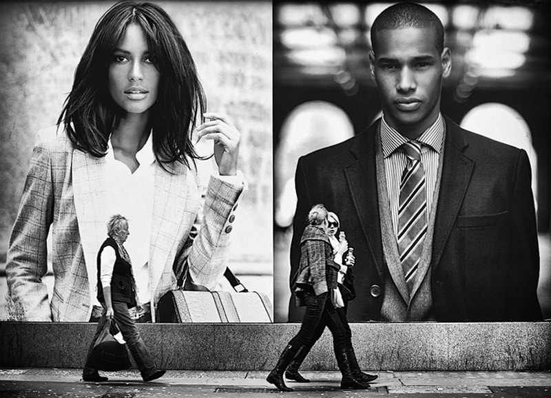 Photograph street watchers by Vilija White on 500px