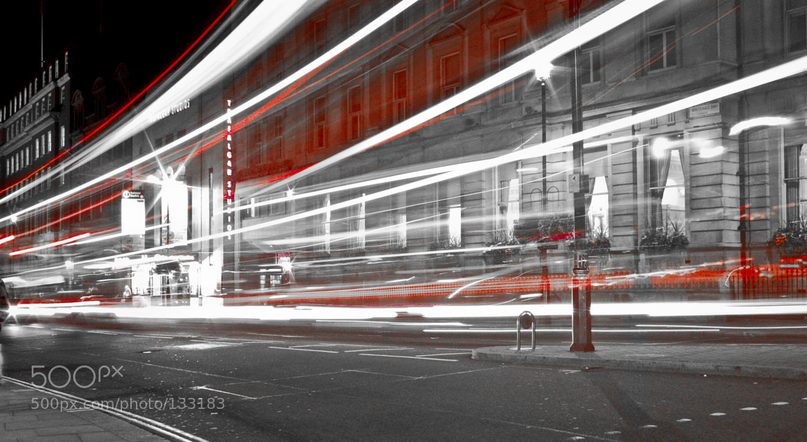 Photograph Red Red Line by Yaniv Azoulay on 500px