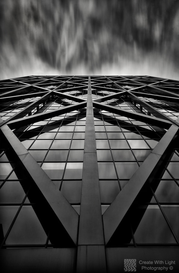 """Photograph """"Steely Symmetry"""" - Create With Light Photography © by Grant Murray Photography on 500px"""