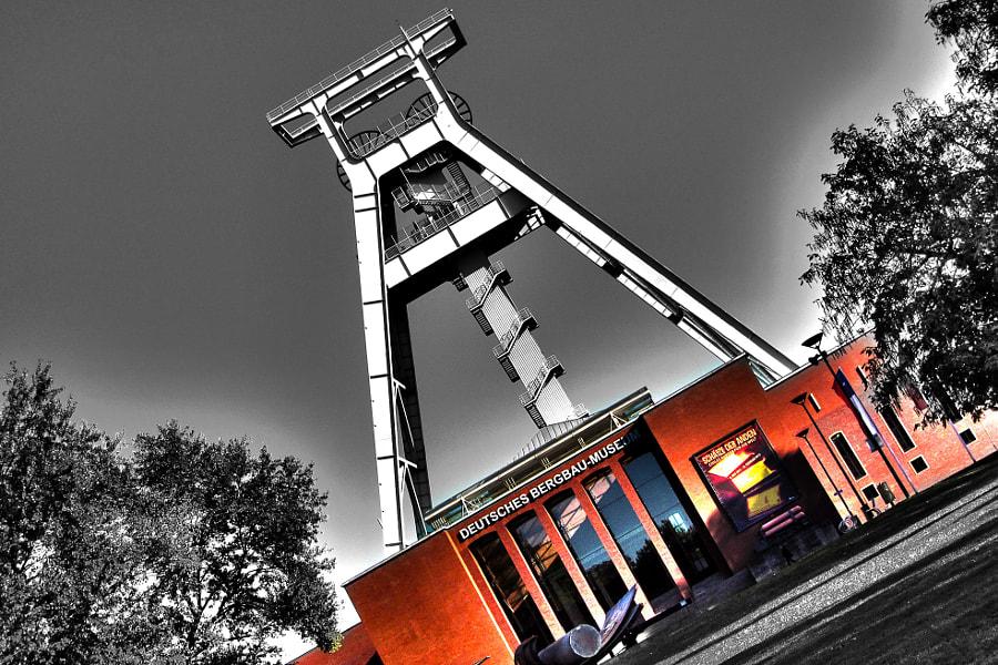 Bochum - Bergbaumuseum