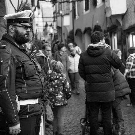 Italian Officer