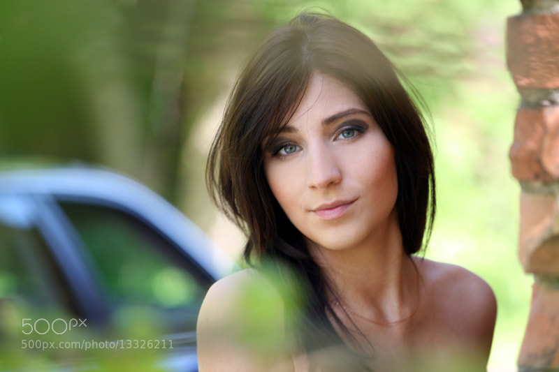 Photograph Portrait ... by Agris Robs on 500px