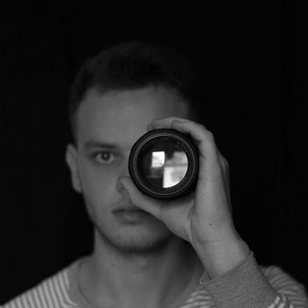 Portrait of a Russian Lens