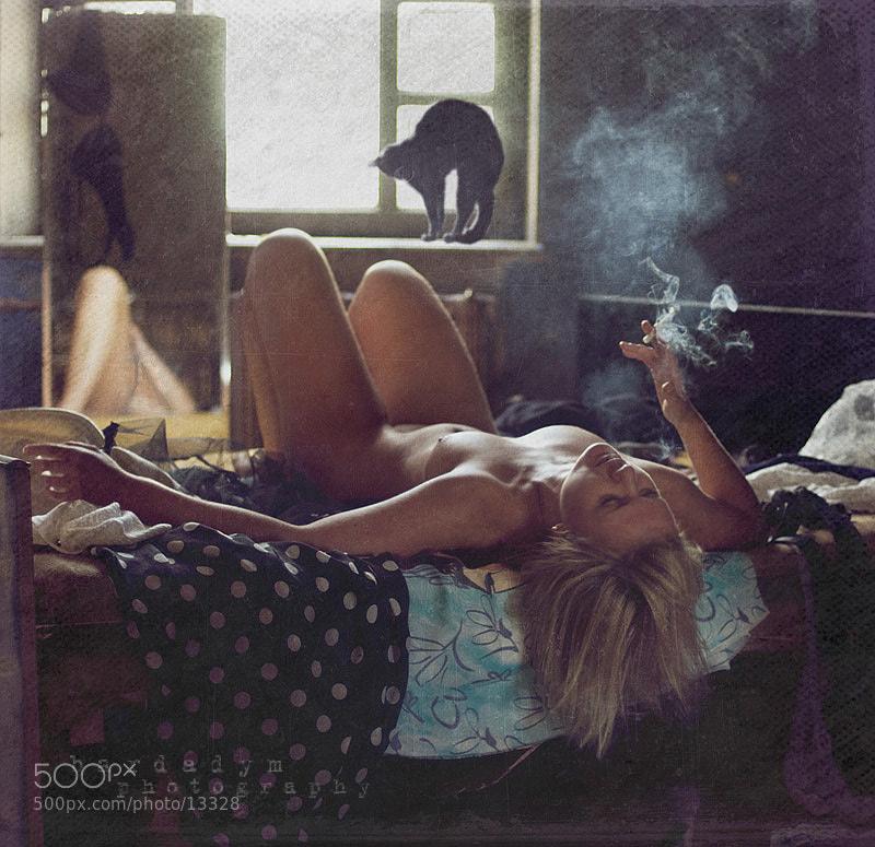 Photograph Две кошки by Olexiy Bardadym on 500px