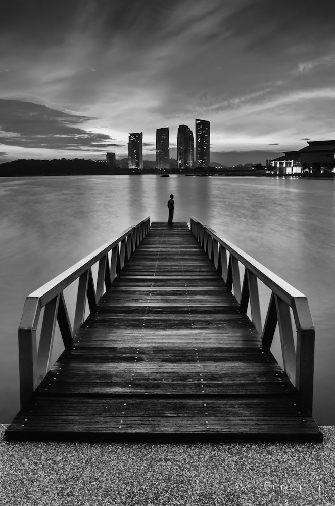 Photograph Waiting by Azri Suratmin on 500px
