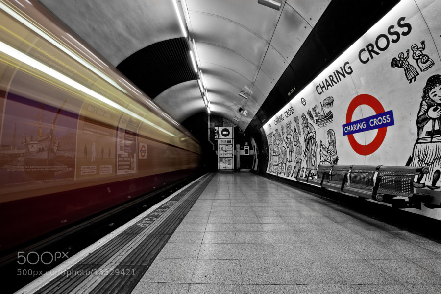 Charing Cross by Chris Muir on 500px.com