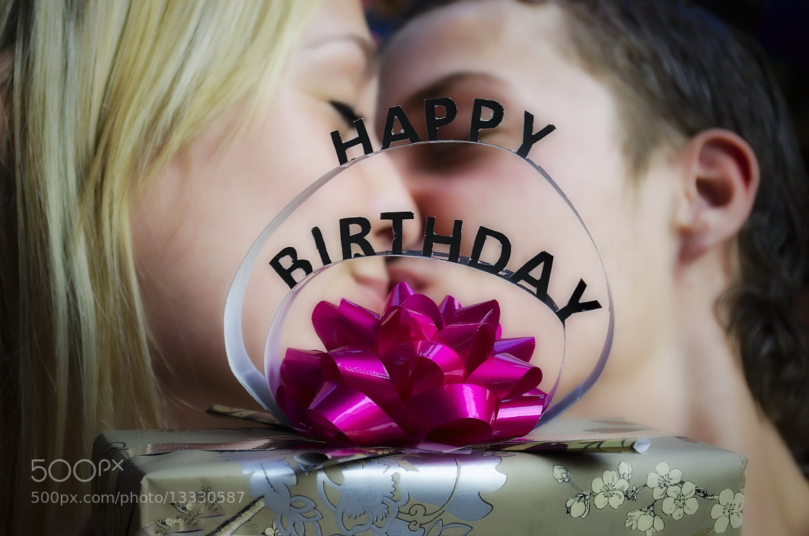 Photograph Birthday KISS by Ton   lع Jeune on 500px