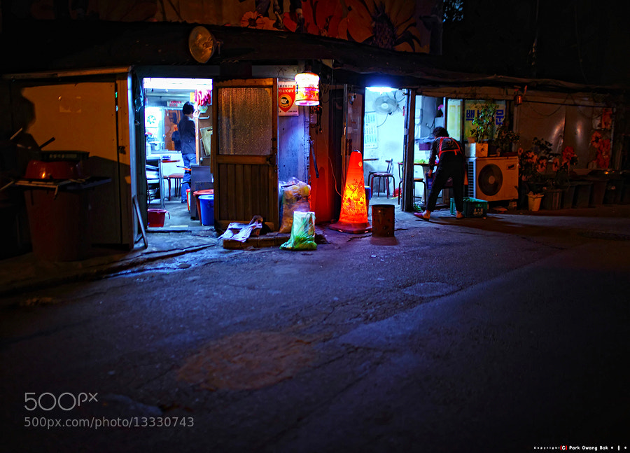 Photograph Deadline by gwang_Bok Bak on 500px