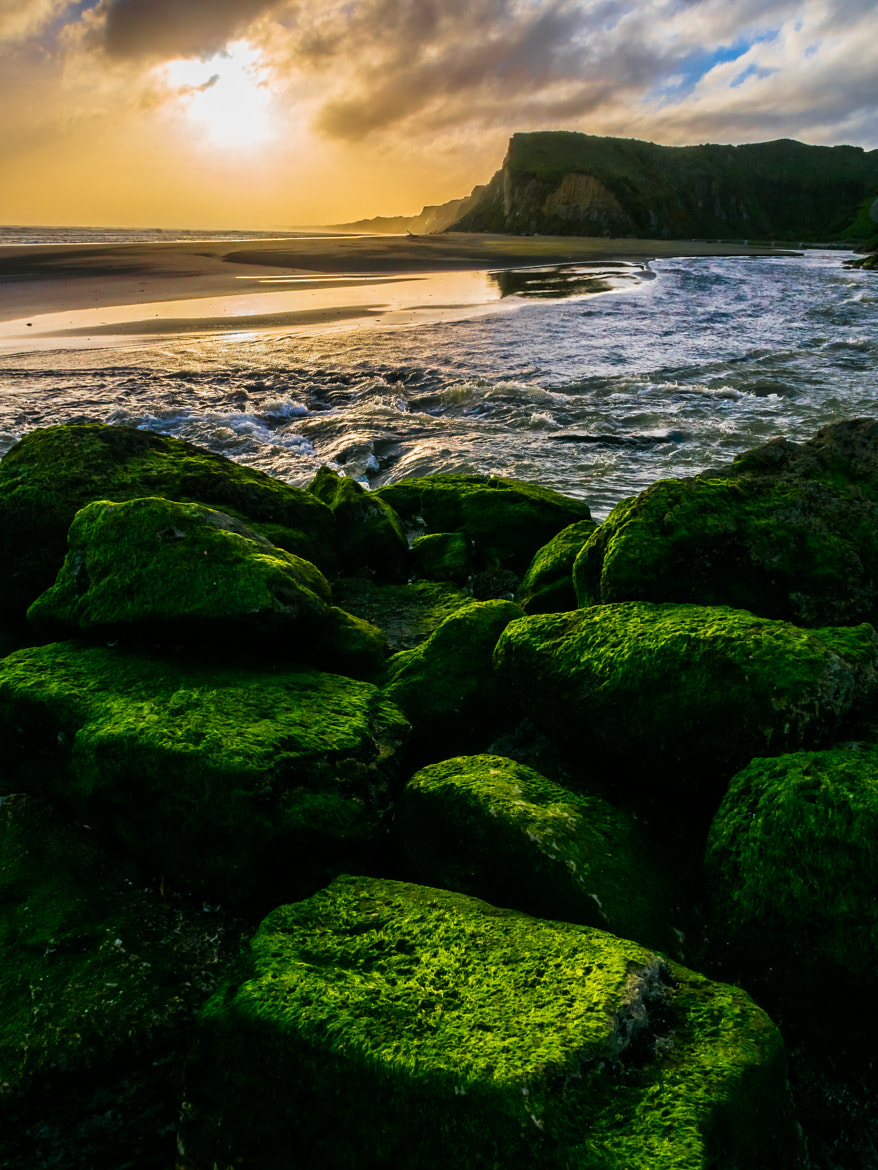 Photograph Sunset Kai Iwi Beach  by PaulEmmingsPhotography  on 500px