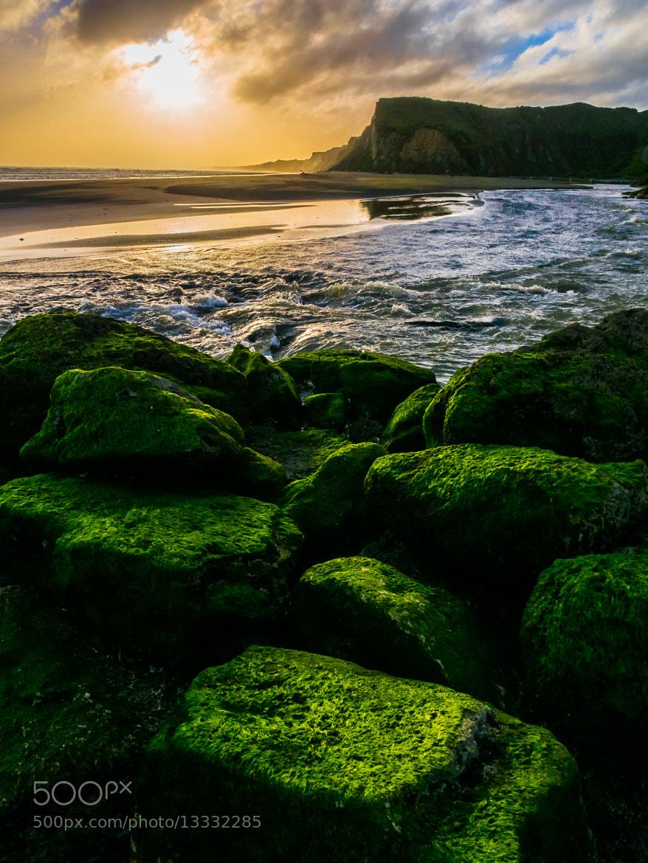 Photograph Sunset Kai Iwi Beach  by PaulEmmingsPhotography  on 500px