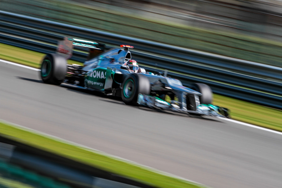 300th GP for Michael Schumacher at Spa-Francorchamps