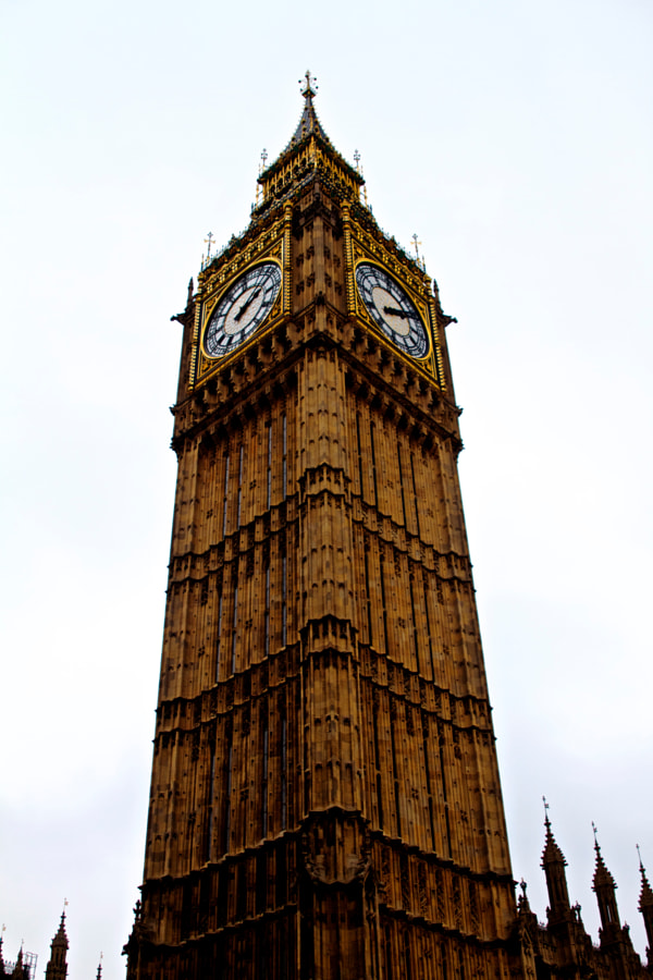 Big Ben by Scott Oldis on 500px.com
