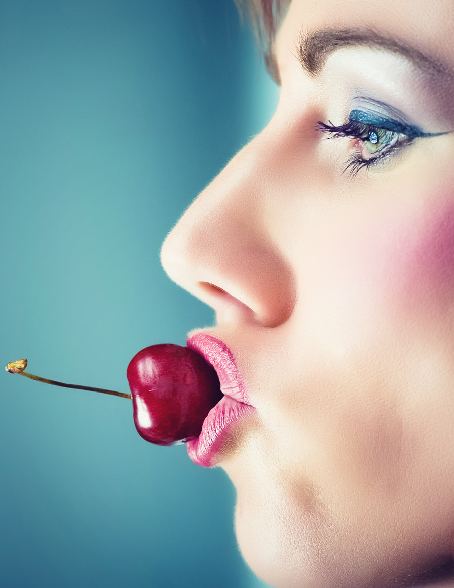 Photograph Cherry Kiss by Martine Weber on 500px