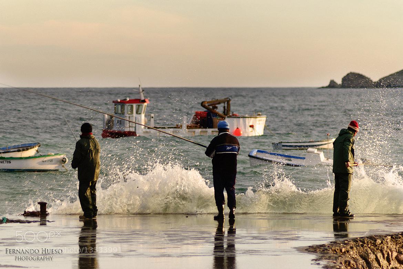 Photograph Fishing boats by FherStudio | Fernando Hueso  on 500px