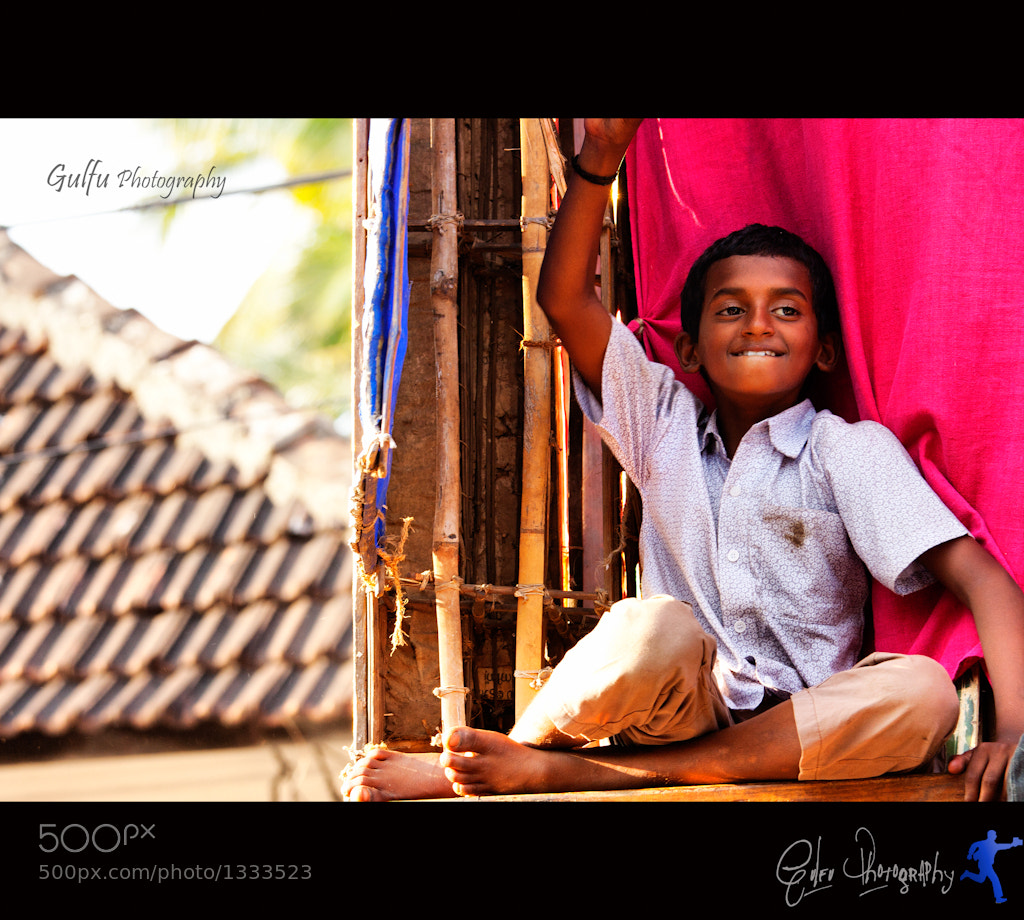Photograph Yathe Yathe Yathe Ennaacho by Prasanth (Gulfu) on 500px