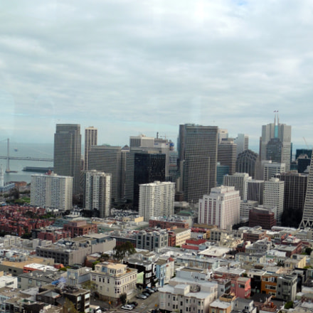 San Francisco Skyline, Panasonic DMC-ZS35