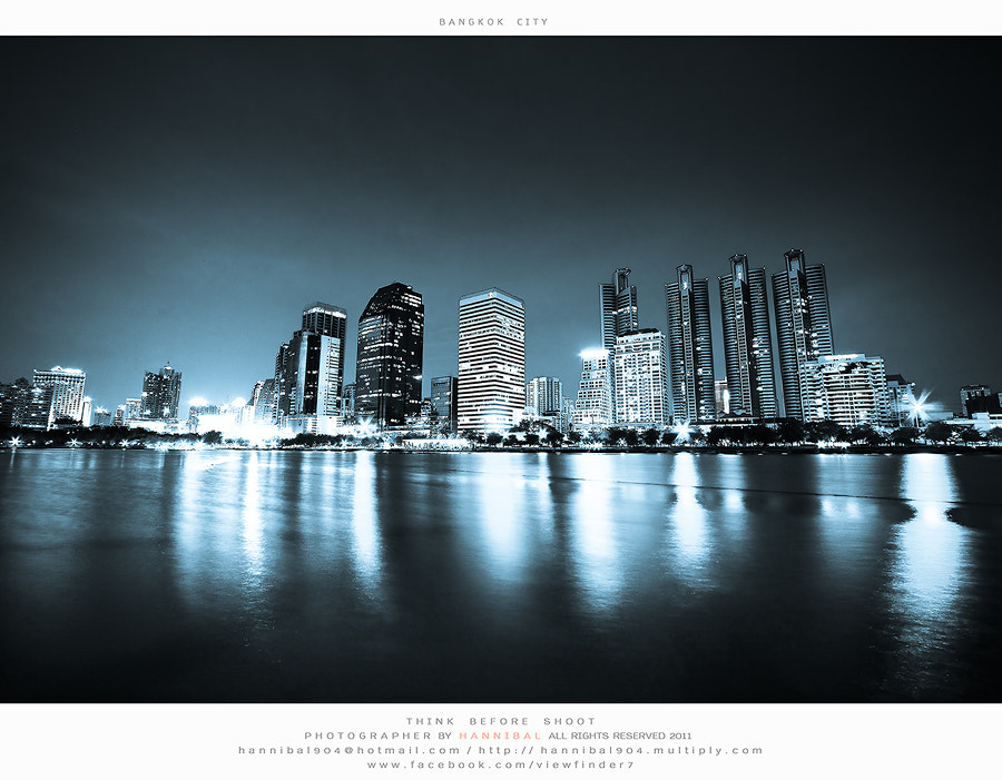 Photograph BANGKOK  CITY by viewfinder7 on 500px