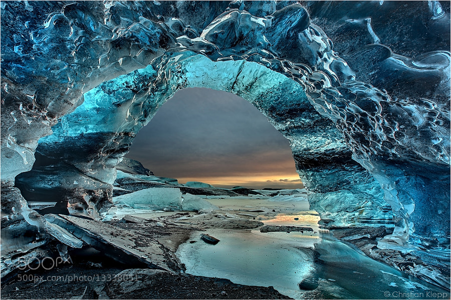 The Crystal Grotto by Christian Klepp on 500px.com