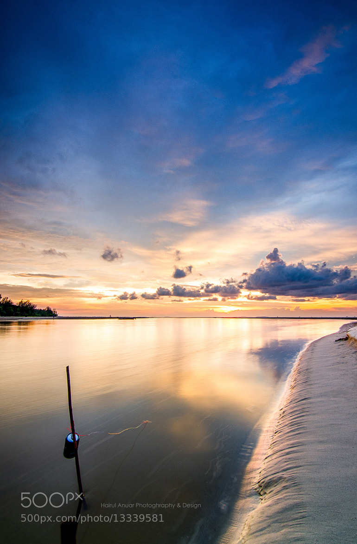 Photograph Muara Sungai Bongawan, Sabah by Kuhairulanuar Photography & Design on 500px
