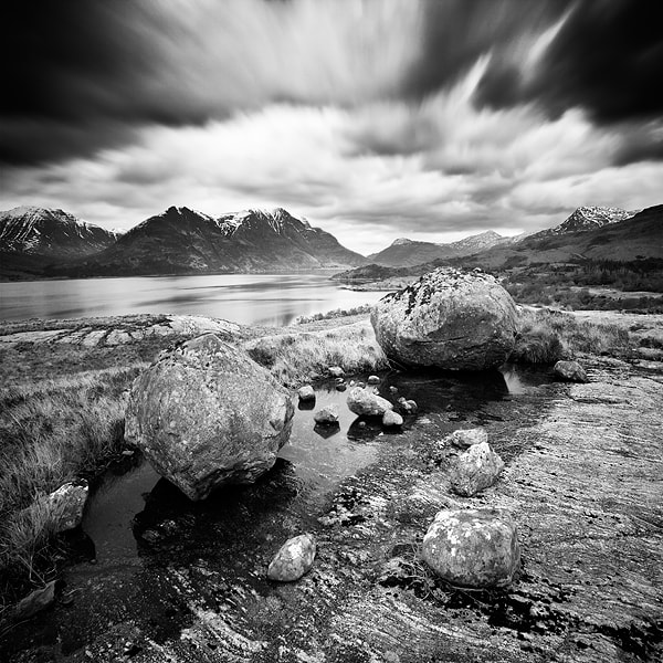 Photograph Loch Torridon, Scotland by Michal Vitásek on 500px
