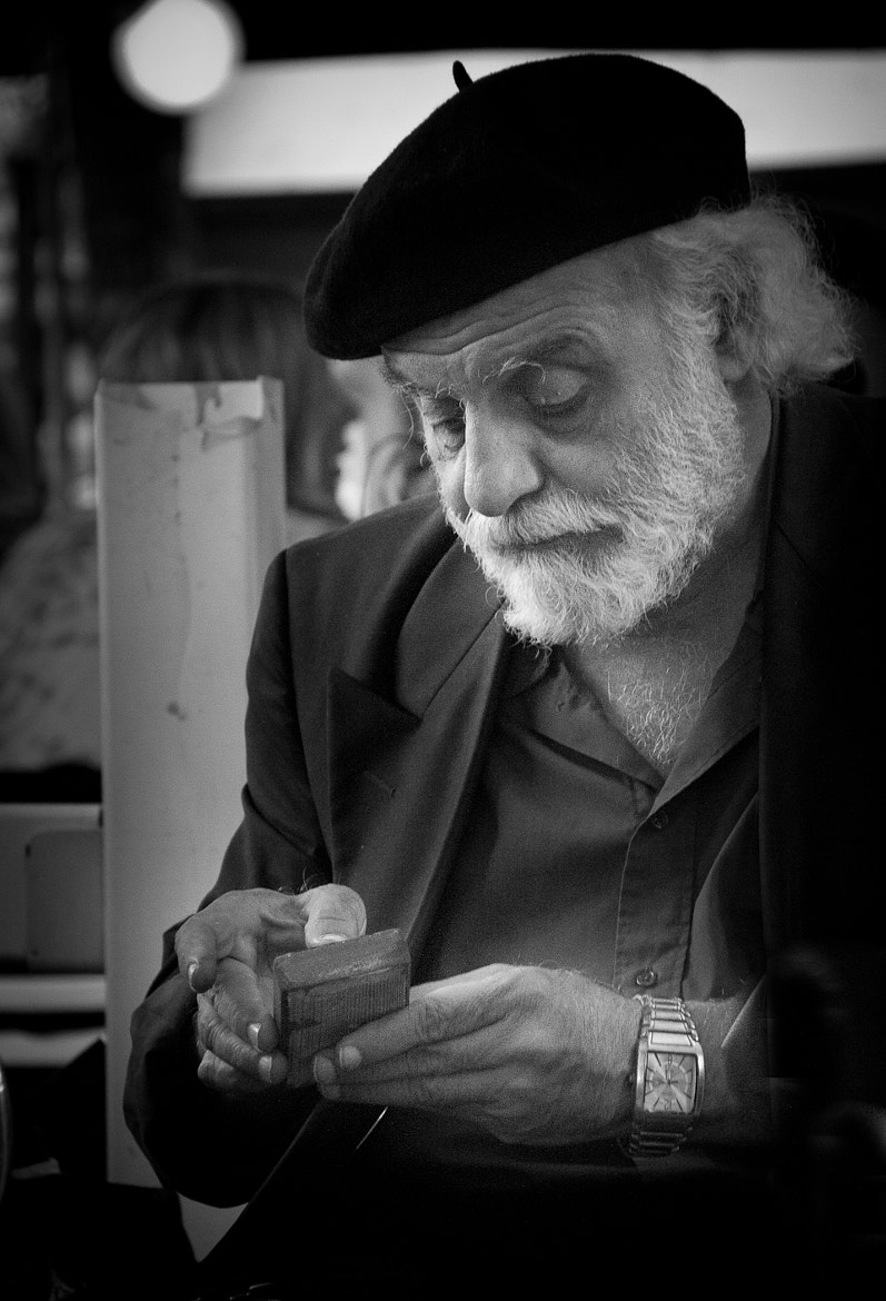 Photograph An artist's soul by Pieter Rottiers on 500px