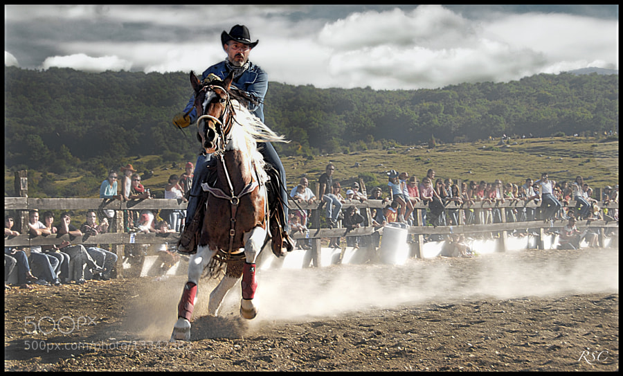 Photograph RODEO by Roge Solana on 500px