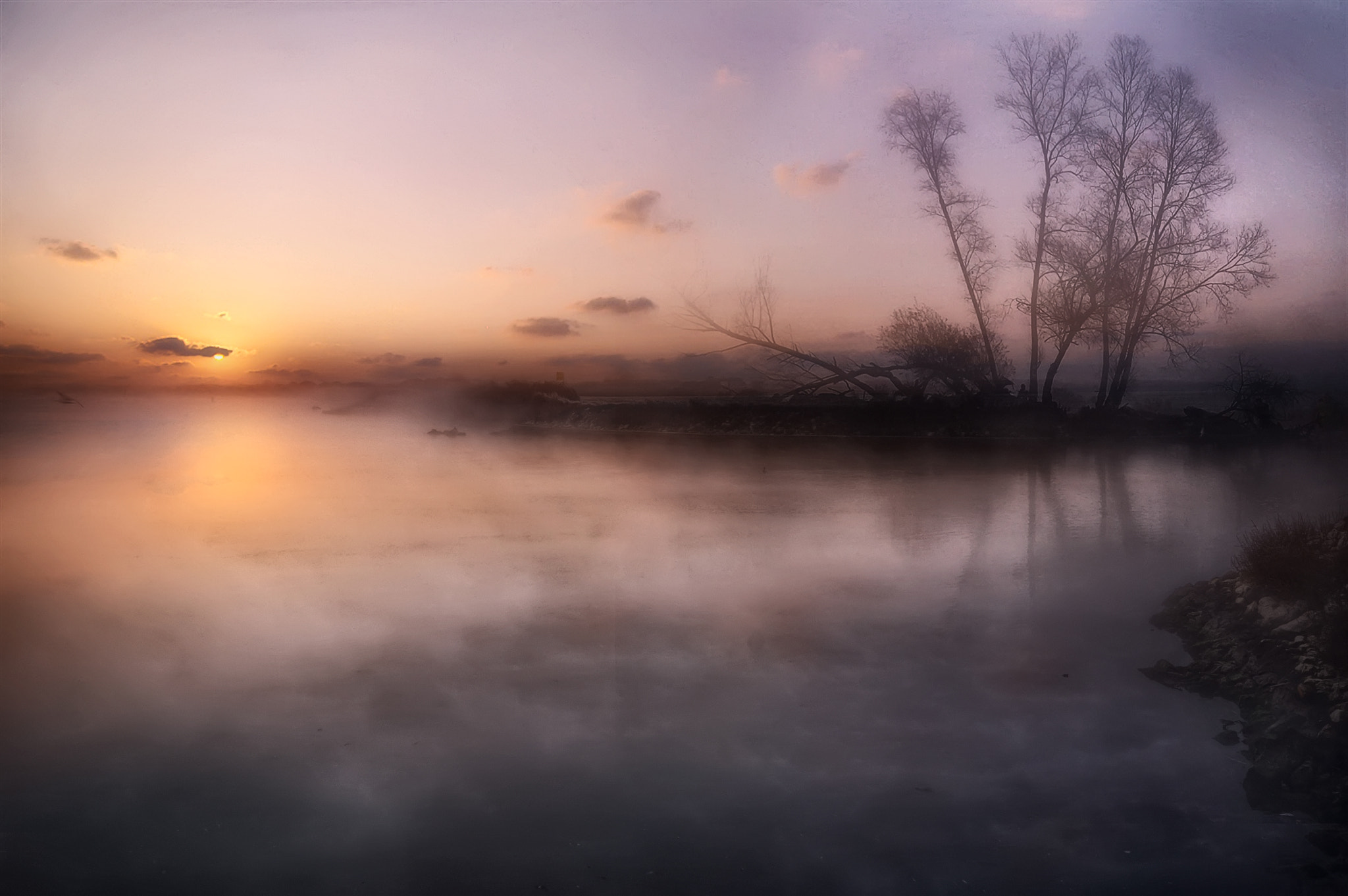 Photograph Morning reflections by Maurizio Fecchio on 500px