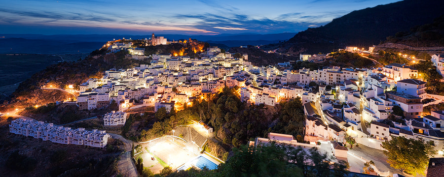 Photograph Casares by Tobias Richter on 500px
