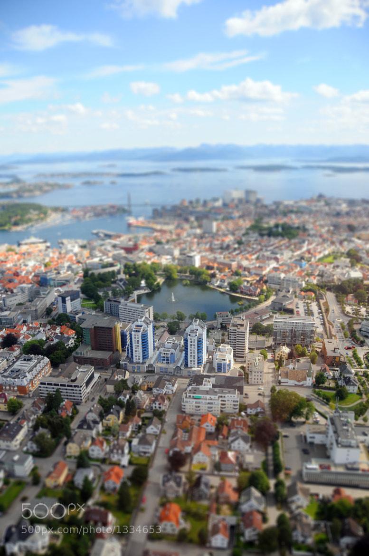 Photograph Miniature Stavanger by Øyvind Balle on 500px