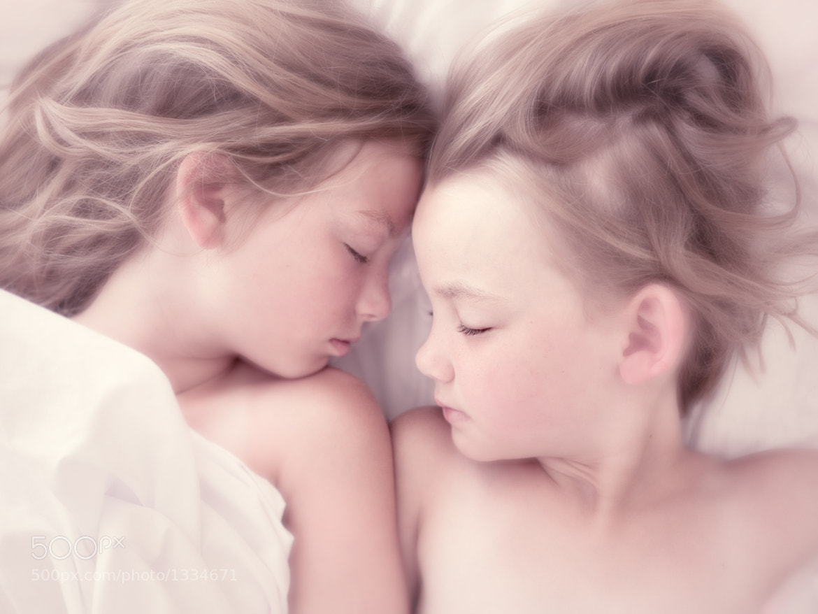 Photograph The innocence of youth by David Nightingale on 500px