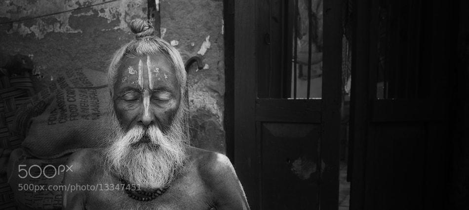 Photograph Portrait of old man by Jenya Sayfutdinov on 500px