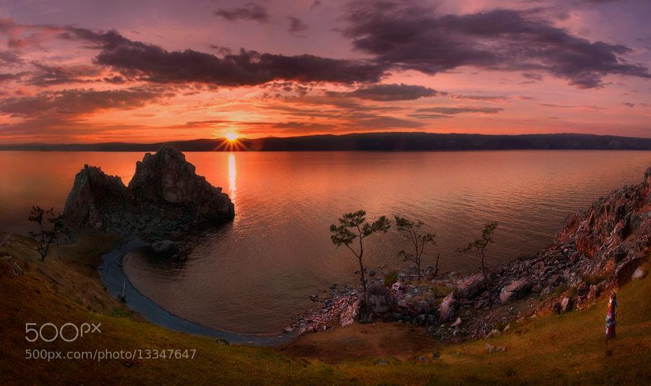 Photograph When the Sun was God... by Jenya Sayfutdinov on 500px