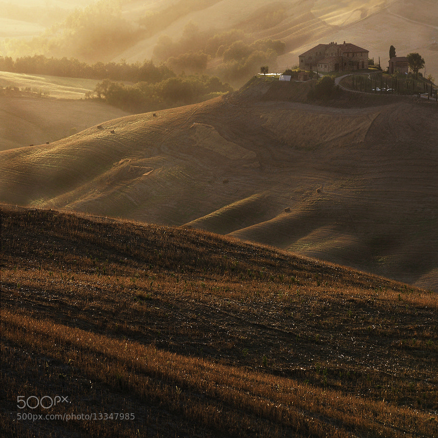 Photograph Warm summer and atmosphere of a Tuscan afternoon .. by Edmondo Senatore on 500px