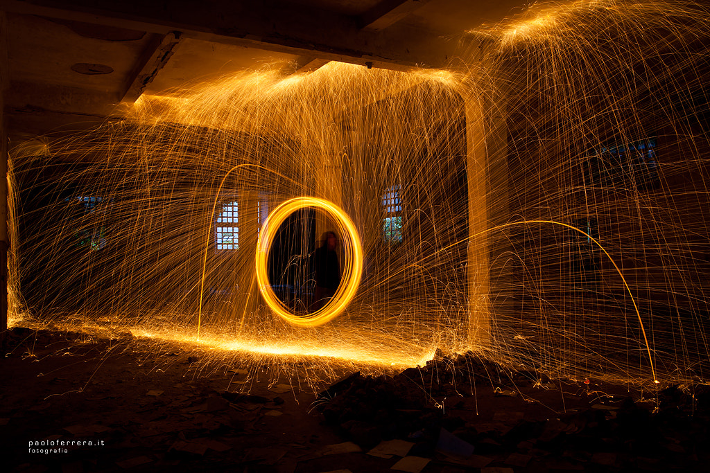 Photograph Wall of fire by Paolo Ferrera on 500px