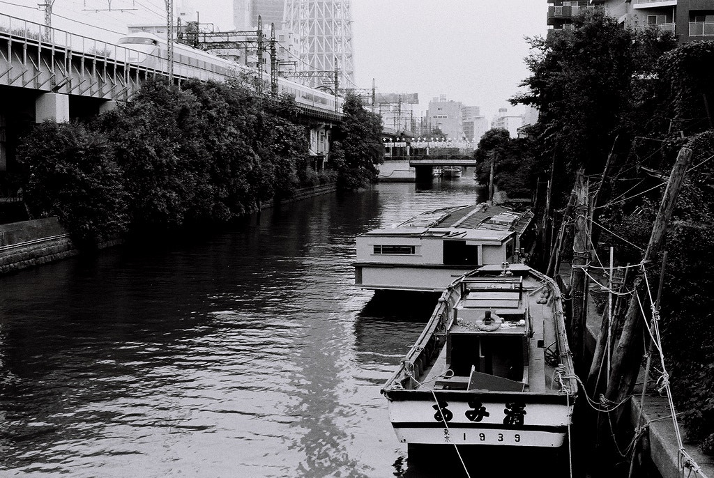 Photograph the canal by Kenji T on 500px