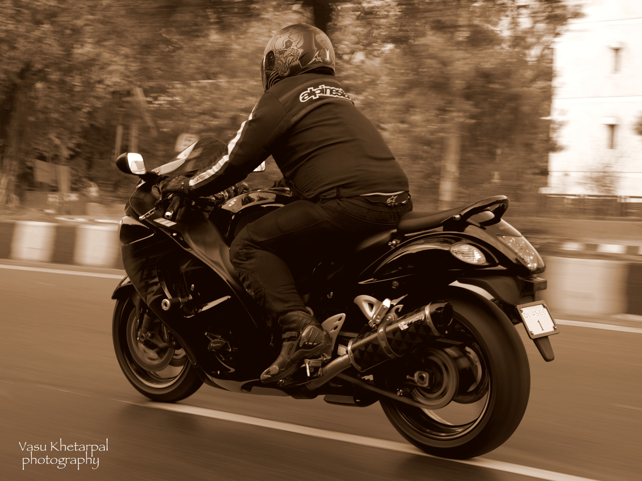 Photograph feel the speed by Vasu Khetarpal on 500px