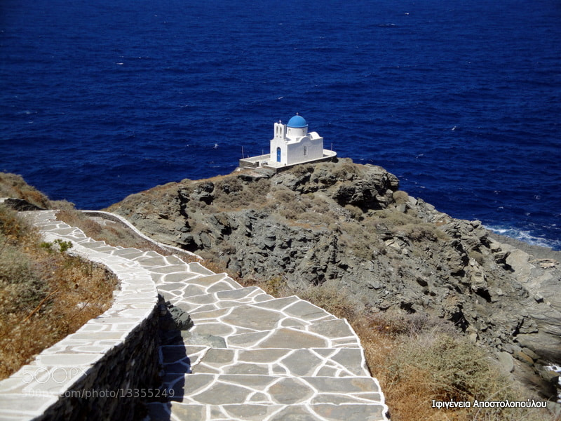 Photograph The Path to Salvation by Ifigeneia  Apostolopoulou on 500px