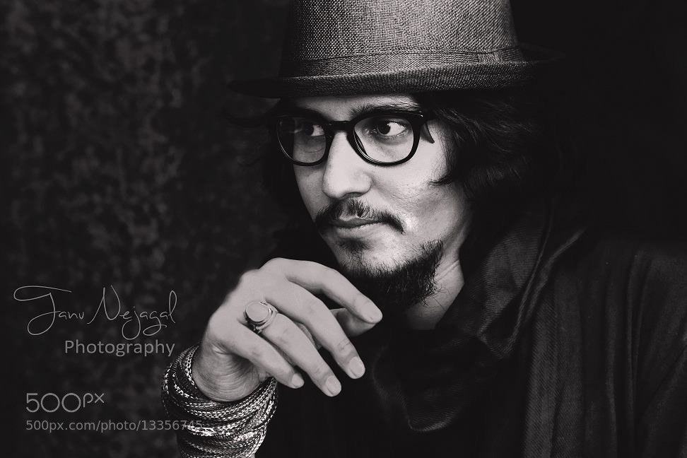Photograph Luke by Tanu Nejagal on 500px