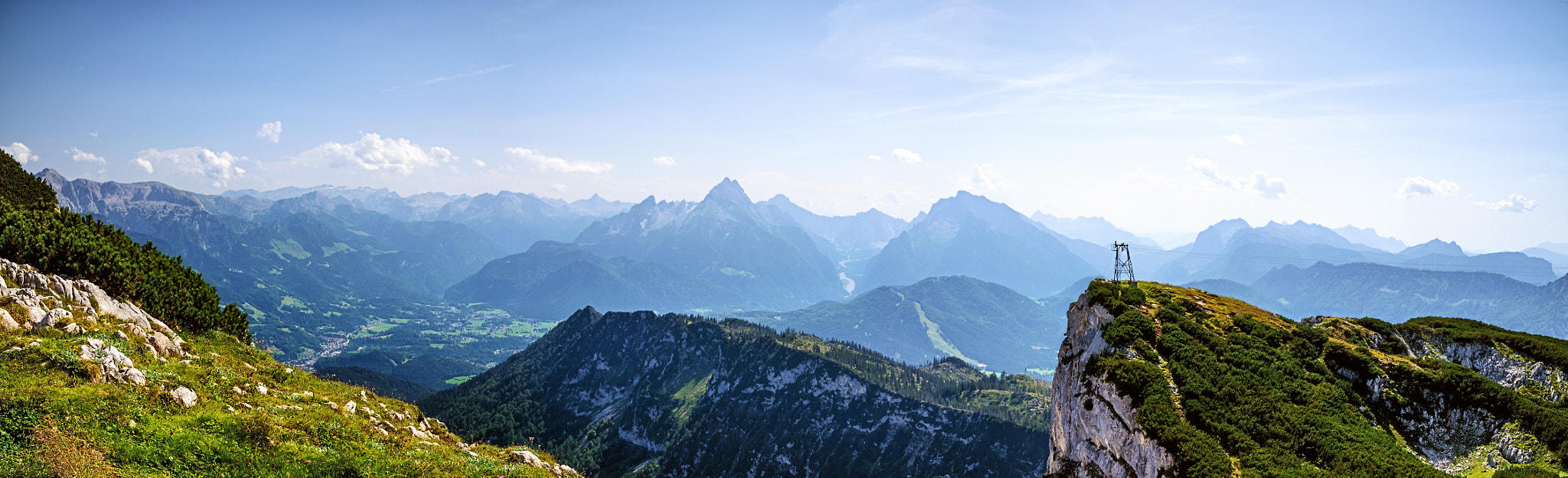 Photograph Untersberg Panorama by Daniel Beck on 500px