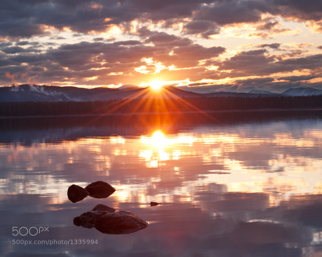 Photograph Two Suns by Michael Blanchette on 500px