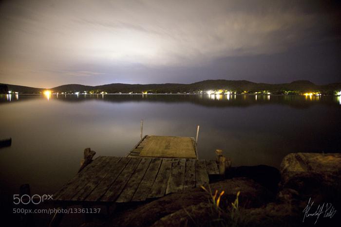 Photograph Lac-Saint-Joseph by Kendalf Petit on 500px