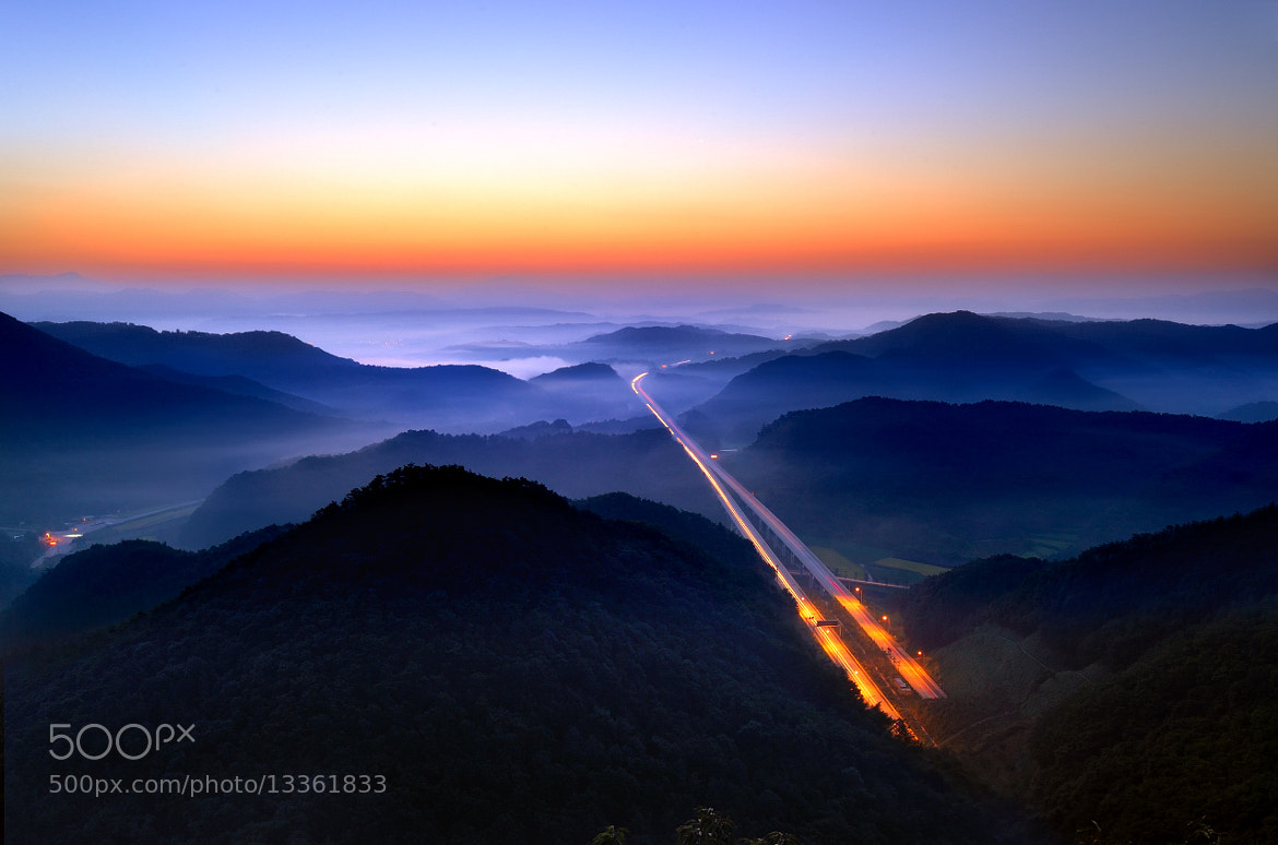 Photograph Way to heaven by Yong Hak Yoon on 500px