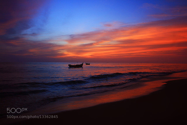 Photograph seascape ... by Anvar Sadath on 500px