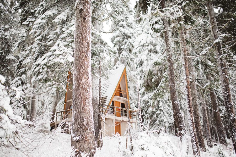 a winter dwelling. by Berty Mandagie on 500px.com